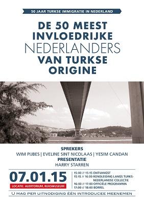 [Vijftig jaar emigratie uit Turkije naar Nederland]