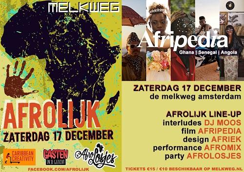 [Afrolijk zet Afrika en de Afrowereld in de schijnwerpers]
