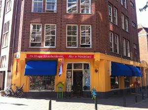 De Haagse kinderboekwinkel Alice in Wonderland bestaat 30 jaar