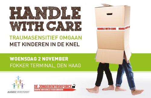 [Gratis Symposium primair onderwijs 'Handle with Care']