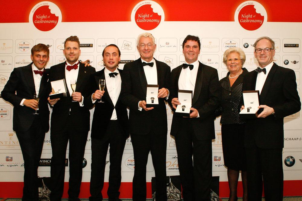 [Best Gastronomy Awards 2011, foto Nina de Ridder i.o.v. Night of Gastronomy]