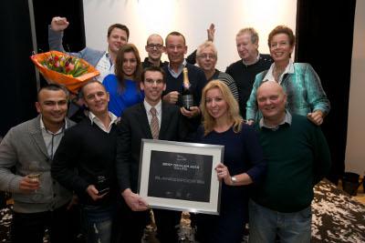 Jaguar Blankespoor opnieuw winnaar.