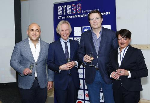 BTG verbindt zakelijke ICT-gebruikers met start-ups in 2017