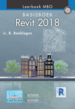 Schoolboek Revit 2018, CAD voor bouw- en installatie