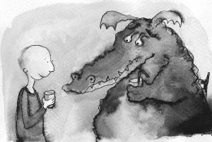 Kinderboek: Waantje krijgt de knarser