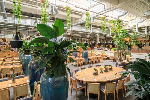 Watertuin opent 6e locatie met 800 zitplaatsen in Wenen