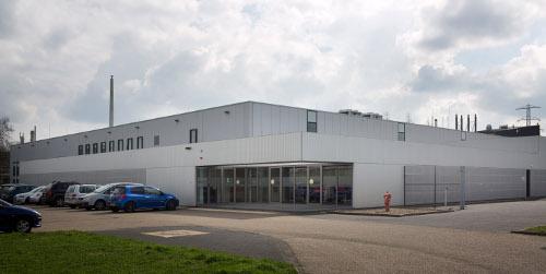 Biomedische faciliteit op Brightlands Chemelot Campus in Geleen.