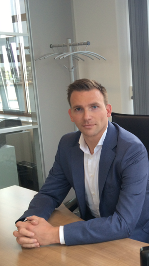 C. den Dunnen aangesteld als Algemeen Directeur door What Invest B.V