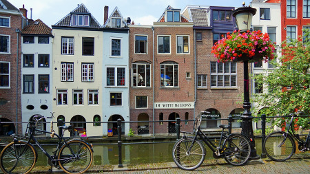 Utrechtse grachten zijn mooiste van Nederland