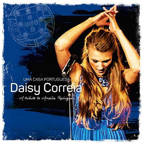 [Cover van de CD Uma Casa Portuguesa van Daisy Correia]