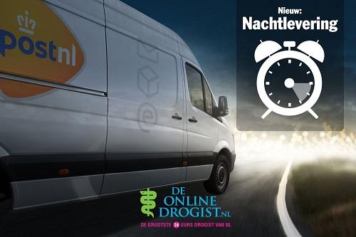 [DeOnlineDrogist.nl start nachtlevering]