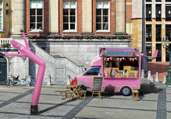 Erotiekshop EasyToys krijgt eerste dildobus van Nederland