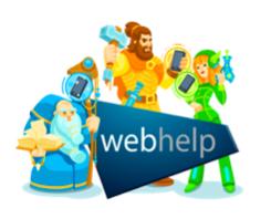 [Webhelp logo]