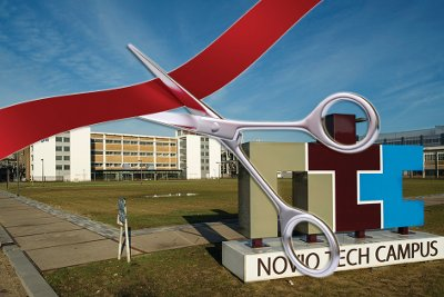 [Kick off Eppix op NovioTechCampus Nijmegen]