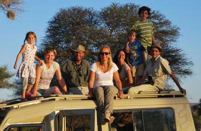 Het Apeldoorns reisbureau Explore Tanzania organiseerde van 26 juni tot 2 juli 2014 voor tv-presentator en programmamaker Floortje Dessing haar reis in Tanzania.