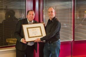 Internationale QEP onderscheiding voor fotograaf Colijn van Noort