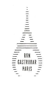 [logo Ron Gastrobar Paris]