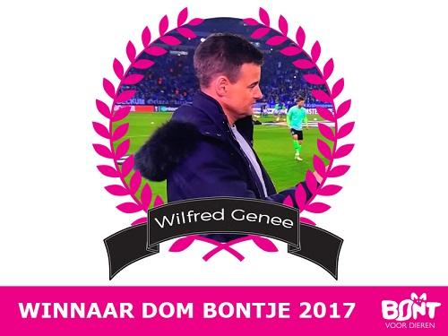 [Wilfred Genee wint titel Dom Bontje 2017]
