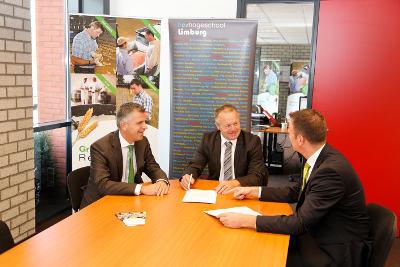 [Samenwerkingsakkoord Green People Recruitment en Hogeschool HAS Limburg]