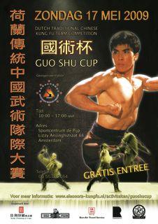 Guo Shu Cup 2009 poster