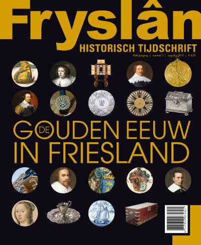 [Cover Fryslân, het historische tijdschrift, editie september 2013]