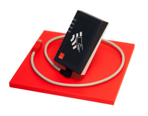 Inepro's SCR708 RFID-lezer past altijd