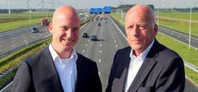 [Laurens en Bab van Groenigen bij lancering Daycar.nl]