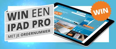 [Drukland.nl geeft 3 iPad Pro's weg]