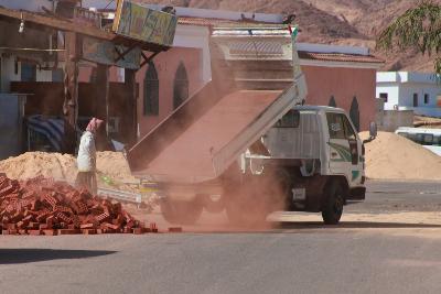 [JAG Trucks Middle East verzilvert groeikansen in Egypte]