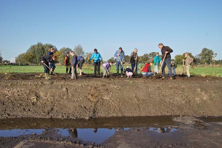 Grootste groene vrijwilligersdag van Nederland: Natuurwerkdag