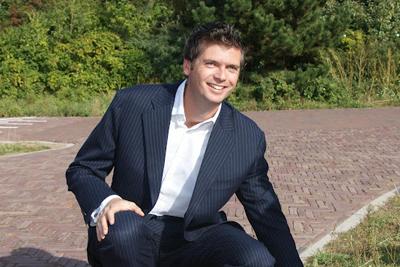 Foto Leon van Ast wethouder Noordwijk