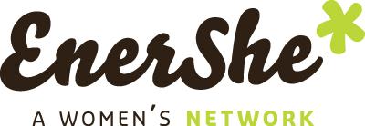 [Logo EnerShe vrouwennetwerk in de energiesector]