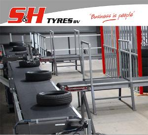 S&H Tyres Beste Bedrijf in Autobandengroothandel