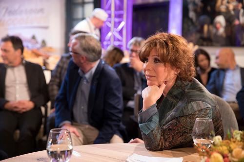 [Myrna Goossen in SBS6 'Iedereen Succesvol']