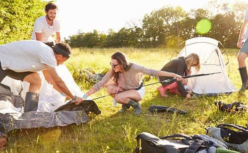 Leren kamperen: Obelink lanceert Nederlands eerste kampeeropleiding