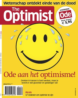 [Omslag eerste nummer The Optimist]
