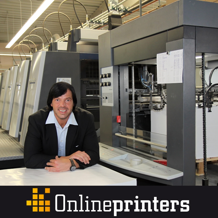 [Walter Meyer CEO onlineprinters 2012]