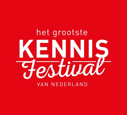 [Poster Grootste Kennisfestival van Nederland]