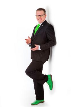 Professioneel goochelaar Leo Smetsers uit Oirschot wist binnen een jaar tijd de rechten van zes van zijn trucs wereldwijd te verkopen.