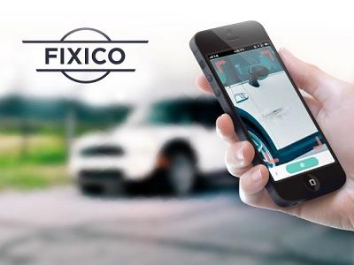 [Fixico-App versimpelt herstel autoschade via digitale foto's]