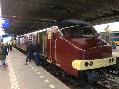 [Spoorwegmuseum verplaatst tentoonstelling naar Utrecht CS]