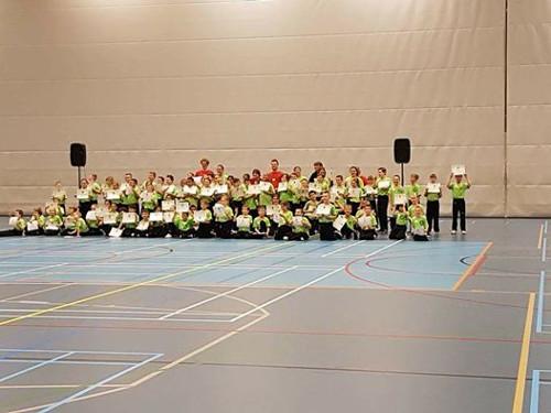 Kidsafety examens in T-kwadraat Tilburg