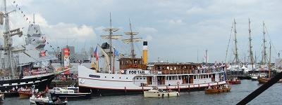 [Succes, het oudste passagiersstoomschip van Nederland]