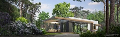 Woonconcept voor 'jonge vitale oudere' in Sun Village Park Drentheland