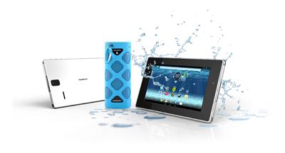 [Waterdichte tablet van AquaSound verovert badkamer-land]
