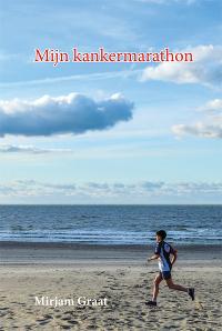 [cover van het boek Mijn Kankermarathon]