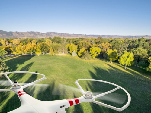 """Online verkopers fungeren als """"Drone Academy"""""""