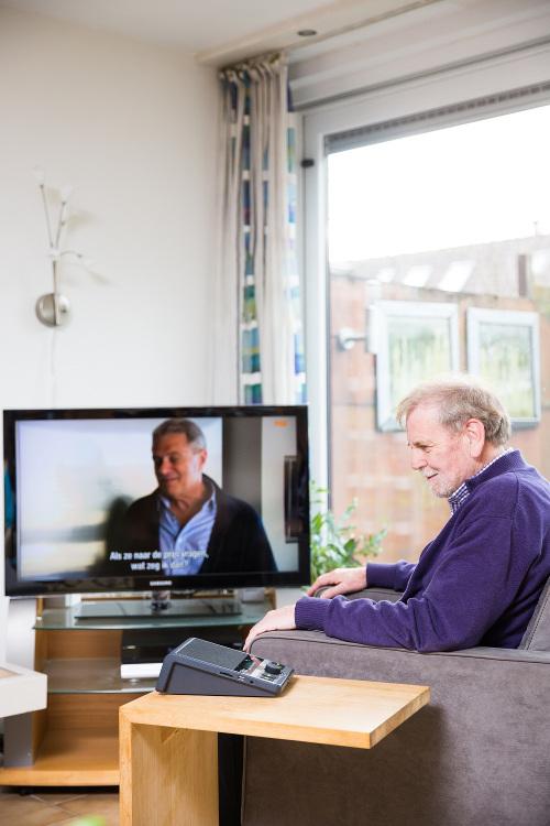 Nieuwe Webbox3 helpt blinden en slechtzienden