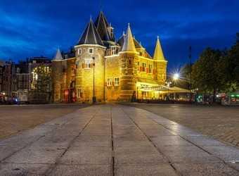 Search image amsterdam nieuwmarkt