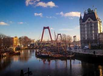 Search image rotterdam brug